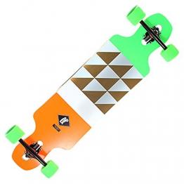 Apex Longboard Alley Maple Neon, 64.10.38.ALL -