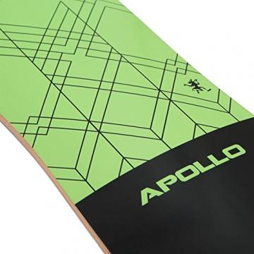 Komplett Longboard von Apollo Logo