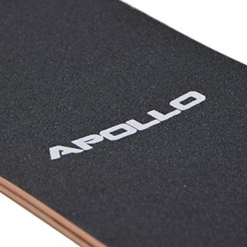 Komplett Longboard von Apollo Griptape