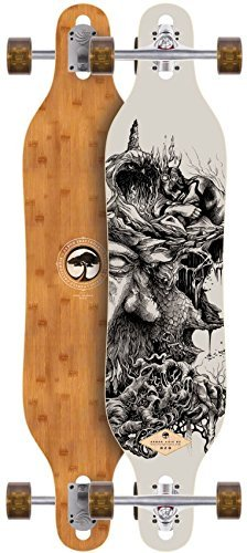 Arbor Axis Bamboo 2016 Complete Longboard New by Arbor -