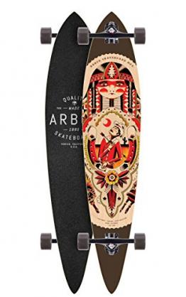 Arbor Longboard braun Einheitsgröße -