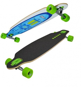 authentic sports & toys GmbH No Rules Longboard ABEC 7, Sub -