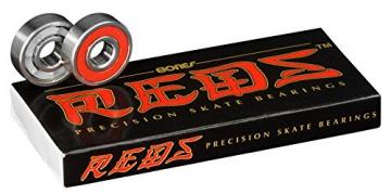 Bones Bearings Kugellager Reds, 18022 -
