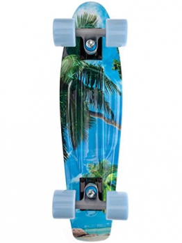 "Cruiser Complete Long Island Longboards Buddy Sand 22.5"" Complete -"
