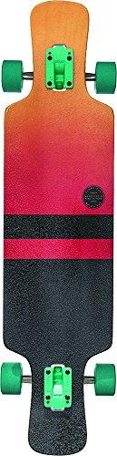 Globe Longboard Geminon Kick, Agave/Sun, One Size, 10525215 -