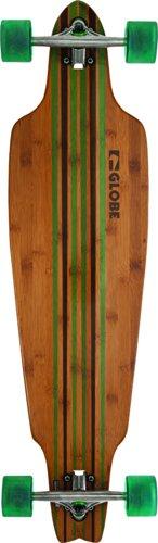 Globe Longboard Prowler 38.5, Bamboo/Clear Green, One size, 10525145 -