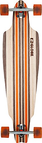 Globe Longboard Prowler V Ply, Natural Orange, One size, 10525162 -