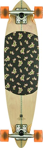 Globe Skateboard Paisley Fibercarve, Natural/Paisley, One size, 10525194 -