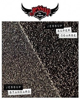 "Jessup Super Coarse black 11"" Griptape -"