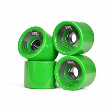 "JUCKER HAWAII Longboard Rollen / Wheels ""KAHUNA"" (Set - 4 Rollen) -"