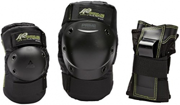 K2 Damen Schoner Prime Pad Set, schwarz/grün, M, 3041601.1.1 -