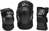 K2 Herren Prime Pad Set, schwarz/silber, XL, 3041500 -