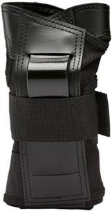 K2 Herren Schoner Prime M Wrist Guard, Schwarz/Silber, M, 3041501.1.1 -