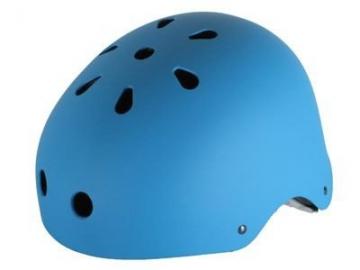 Krown Skateboard Helm Light Blue - Bmx, Inliner, Longboard Helm - Schutzausrüstung -