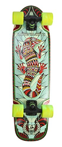 Landyachtz 2016 Dinghy Lizard Komplett Longboard -