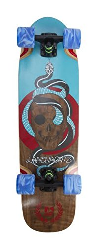 Landyachtz 2016 Dinghy Skull Komplett Longboard -