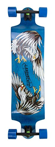 "Landyachtz 2016 Switch 40"" - Eagle Komplett Longboard -"