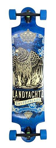 "Landyachtz 2016 Switchblade 40"" - Maple Eagle Lion Komplett Longboard -"