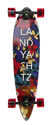 LANDYACHTZ Maple Chief Floral 2016 Longboard Komplett -