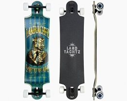 Landyachtz Switchblade 38 2016 Complete Hollowtech Longboard New Premium by Landyachtz -