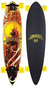 Landyachtz Totem Komplett Longboard Bamboo, 69 mm -