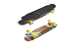 "Loaded Boards Tesseract 39"" Complete -"