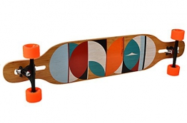Loaded Dervish Sama Bamboo Flex 2 Komplett Longboard -