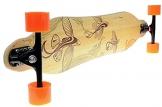 Loaded Vanguard Bamboo Flex 2 Komplett Longboard -