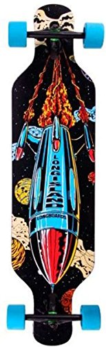 "Long Island Longboard Atlas Rocket 9.94"" x 41"" -"