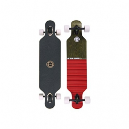 "Long Island Longboard MB201-Duo Drop Through Twin Tip 8,7""x38,9"" -"