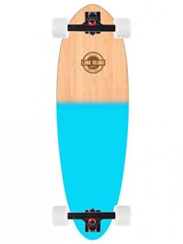 """Long Island Zen Mini Pintail Longboard Komplettboard 33"""" -"""