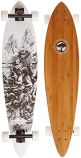 "Longboard Complete Arbor Bamboo Fish Caliber 9"" Complete -"