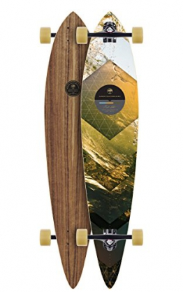 "Longboard Complete Arbor Walnut Timeless 10"" Complete -"