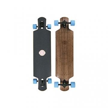 """Longboard Complete Long Island Longboards Cosmic 9.7"""" x 40.2"""" Complete -"""