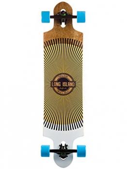 """Longboard Complete Long Island Longboards Shine 9.8"""" x 39.8"""" Complete -"""