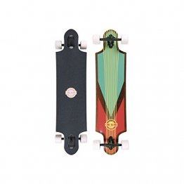 """Longboard Complete Long Island Longboards Stam 9.6"""" x 40.2"""" Complete -"""