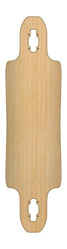 Lush Deck Only Longboard Freebyrd Blank, 11302 -