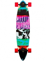 Madrid Longboard Blunt Layers Carving, 38 Zoll, 7141-702588 -
