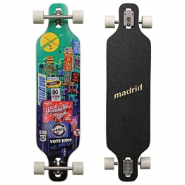 "Madrid Longboard | Madrid Longboard Billboard Dream Drop-Thru 39"" (99,06 cm) 