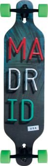 Madrid Miami Basic Komplett Longboard (Drop Through) 2015 -