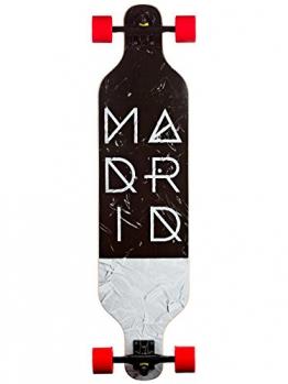 Madrid Skateboard Plastic Trance DT, 39 Zoll, 7141-702589 -
