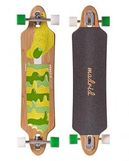 Madrid Skateboard Tombstone Bamboo Popsicle Drop Thru, 38.375 Zoll, 7141-702538 -