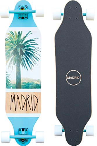 """Madrid Weezer 36"""" Longboard, Palm, One size -"""