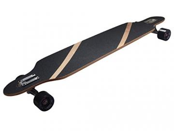 MAXOfit Deluxe Longboard Mystic 9 Schichten Ahorn, 106 cm, or-19016 -
