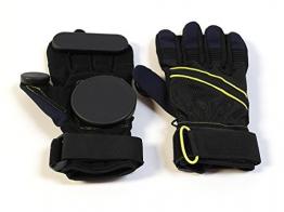 MAXOfit® Downhill Slide Handschuhe mit Kevlareinlage für Skateboard und Longboard -