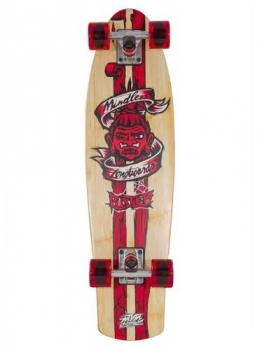 Mindless Longboard Voodoo Rustler Red -