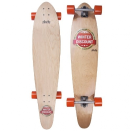 "My Area Longboard Board Winter Discount 42"" (101,7 cm x 22,8 cm) -"