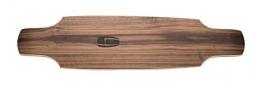 Olson&Hekmati Longboard Deck Freeride Dancer Fd100 Basic Inklusive Logogrip, fd100b -