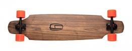 Olson&Hekmati Longboard Komplett D97 Composite 150 mm Rkp Achsen 70 mm Rollen Kugellager, d97compcpl -
