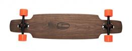 Olson&Hekmati Longboard Komplett Dd100 Composite 180 mm Rkp Rollen 70 mm Kugellager, dd100compcpl -